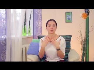 Фейсбилдинг с Евгенией Баглык. Упражнения для шеи