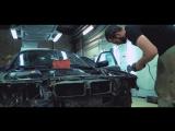 В Москве расстреляли БУМЕР. BMW 740i E38 за 250к