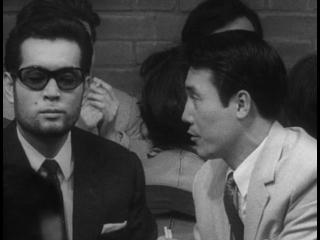 Чужое лицо / Tanin no kao / The Face of Another (Хироси Тэсигахара, 1966, Япония, драма)