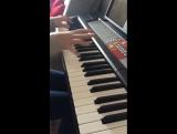 Kara Sevda - Черная любовь (пианино)