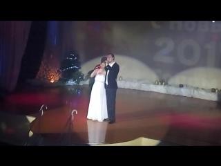 Наталья Ларго и Павел Двойников