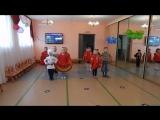 Репетиция казачьей песни