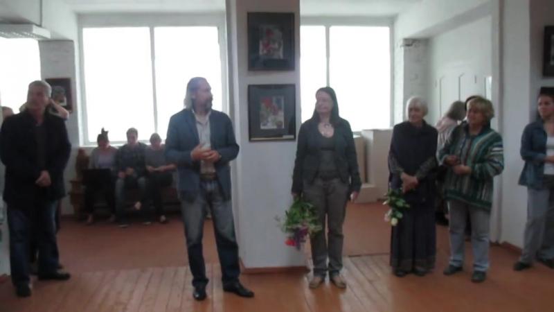 Выставка Филипповой А.А. в АХПК