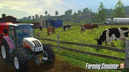 Обсуждаем моды на Farming Simulator