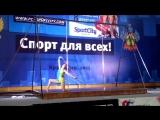 Cherry Pole Dance Кучер Наталья чемпионат Pole Sport Art 2016