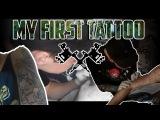 GETTING MY FIRST TATTOO | Моя первая татуировка