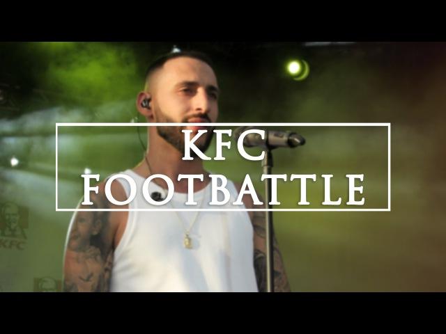 KFC FOOTBATLE | ВЫСТУПЛЕНИЕ L'ONE