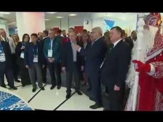 Путин пообещал задушить Полтавченко