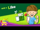 Theme 16. Like - Do you like milk? | ESL Song Story - Learning English for Kids