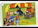 English for children. Spotlight 2. Page 71 ex.3. At the circus