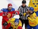 Россия - Швеция - 1-3 (1:0, 0:1, 0:2);  КПК, Евротур - 15.12.2016. (лучшие моменты)