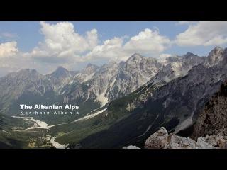 The Albanian Alps