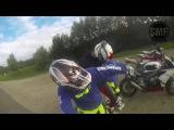 Best of Youtuber biker funny moments #2