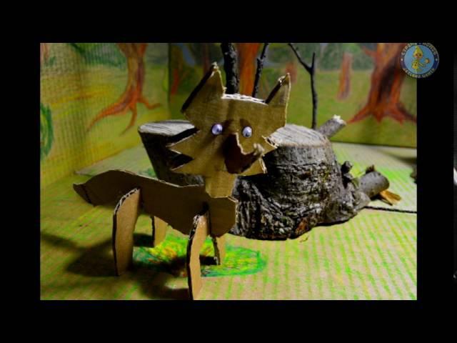 Экологический мультфильм