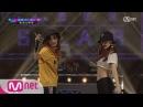 UNPRETTY RAPSTAR3 'Finally talents exploded ' Jeon So Yeon vs Ha Joo Yeon @1vs1 Elimination Battle