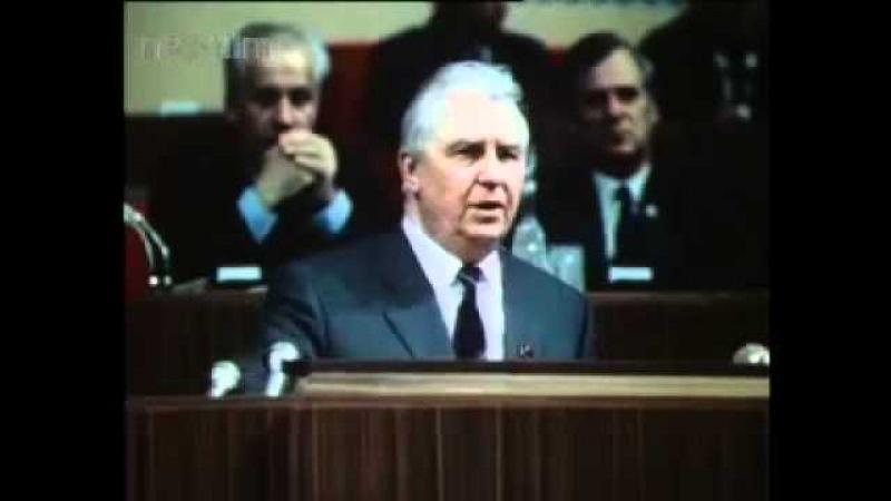 XXVIII съезд КПСС. Выборы Ген.сека ЦК КПСС.1990 2\2