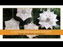Inchie Snowflake Ornament