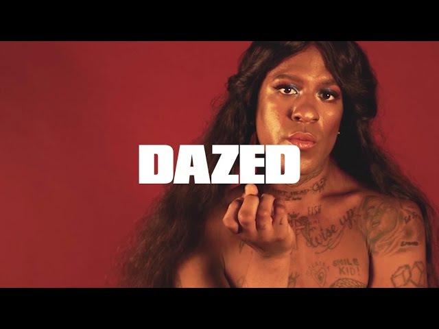 Mykki Blanco recites 'I Want A Dyke For President' - A film by Adinah Dancyger
