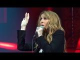 Celine Dion - L'amour Existe Encore - Paris 030716
