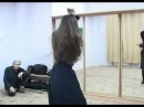 Танец с шашками Ксения Роджерс