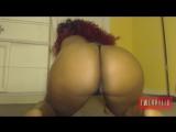 Curvy Badj3u shaking her thick ass  WSHH _ vk.comworldstarcandy
