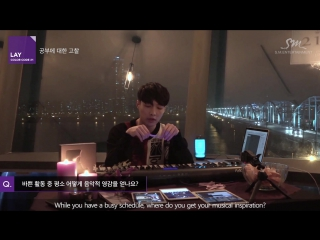 161201 S.M. The Artist: Ep. 3 @ EXO's Lay
