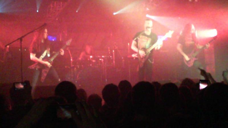 8.Alison hell - Annihilator live in Saint-P. 27.11.2016