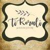 TiKorali Украшения из серебра, меди