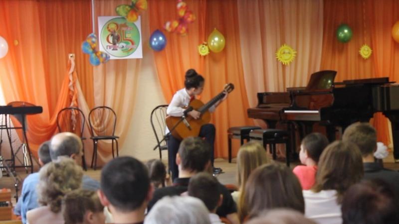 Шамеева Надежда.Музыкальная школа №57.