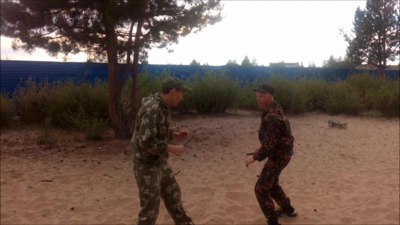 ВСК Вектор - Спецупражнения с оружием