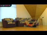 Фитхакерша. Тренировка на диване - как убрать живот и бока