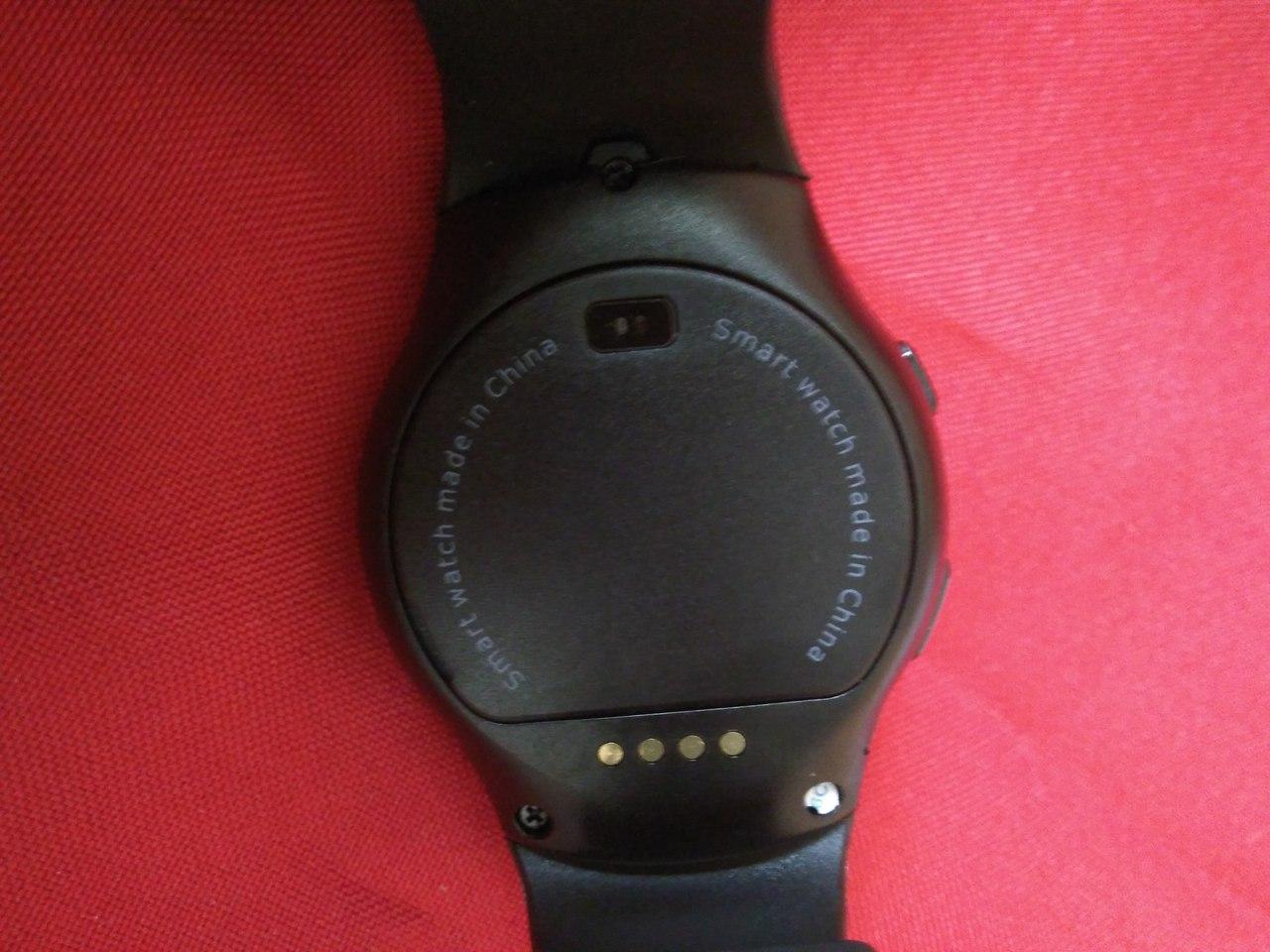 GearBest: NO.1 G3 - спортивного вида поделка на тему Samsung Gear S2