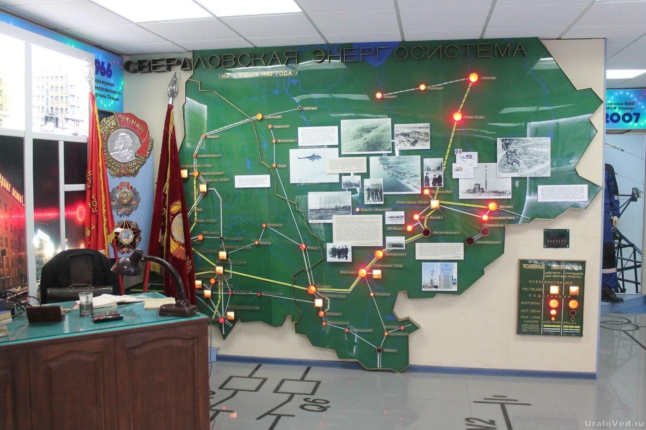 Музей энергетики