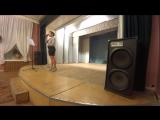 Дарья Титегкова How do you keep ... (к сожалению эффект микрофона в записи отсутствует)