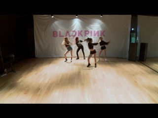 Black pink - playing with fire (dance practice)