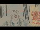 Анимация в технике ротоскопинг. Работа студентки первого курса Ксении Лескиной (2014-2015). Руководитель Никита Елфимов.