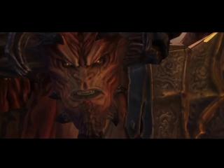 """""""Война׃Демоны и Ангелы"""" фантастический захватывающий супер боевик HD (Игрофильм Darksiders)"""