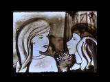 Песочная анимация ко Дню Учителя.Улан-Удэ