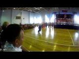 Показательные выступления по Ушу на фестивале Предел прочности в Алапаевске.