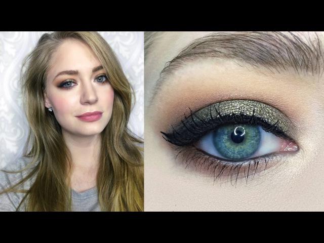 Вечерний макияж стойкий макияж макияж на выпускной видео урок