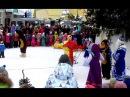 Открытие Новогодней Ёлки в Коноше 2016г