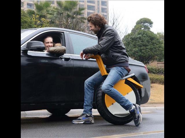 DBI моноцикл