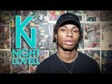 Выступление Night Lovell с песней Contraband для Kinda Neat