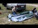 ООО Аквилон Aquilon надувная моторная лодка ПВХ с дном низкого давления НДНД 101