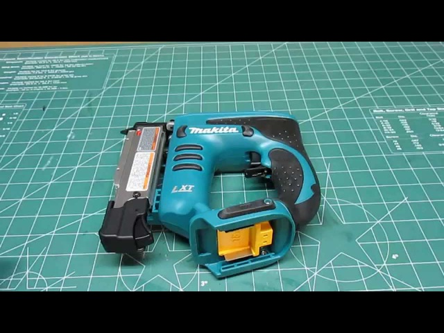 Makita 23-Gauge Cordless Pin Nailer XTP01Z Review