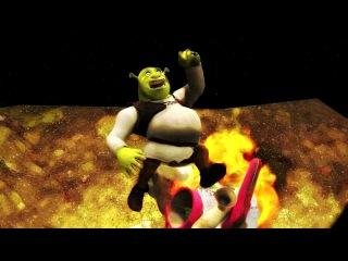 [SFM] Shrek's Deep, Thought Provoking Journey