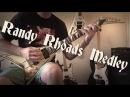 Randy Rhoads Solo Medley
