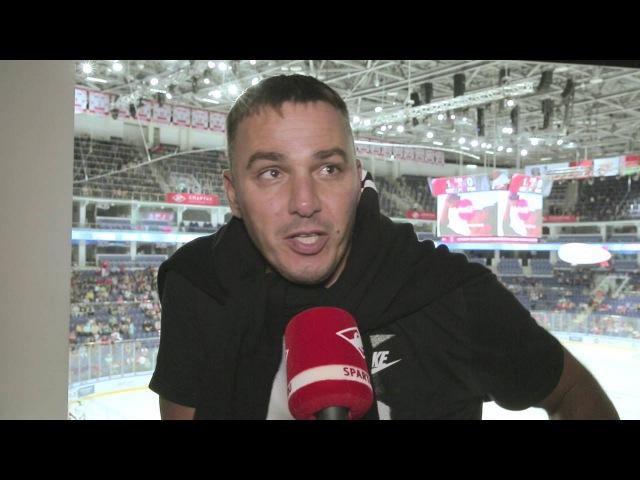Кирилл Андреев: Хоккей - моя вторая жизнь