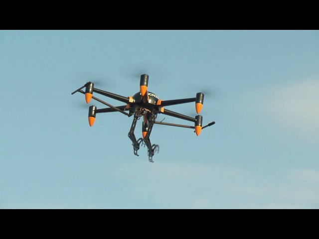 [PRODRONE] Dual Robot Arm Large-Format Drone PD6B-AW-ARM