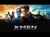 X-Men Days Of Future Past - The First Time Ever I Saw Your Face Soundtrack HD